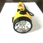 Hand Crank NOAA Weather radio and LED flashlight