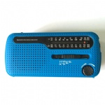 Portable Solar Crank AM/FM/SW Radio