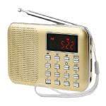 Best seller mini pocket digital am fm radio with USB